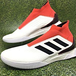 Adidas Predator Tango 18+ TR Mens Shoes White